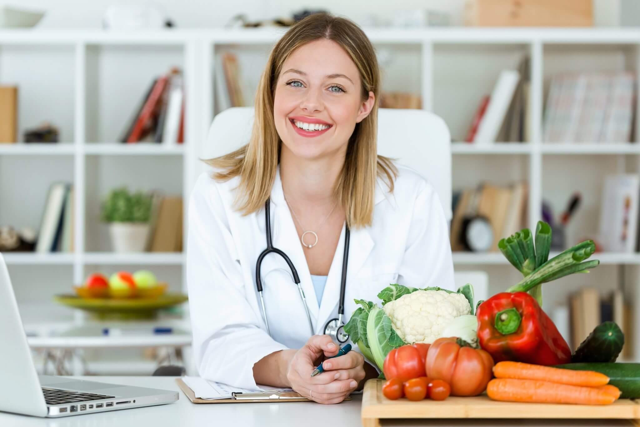 Heilpraktiker mit Ernährungsberatung