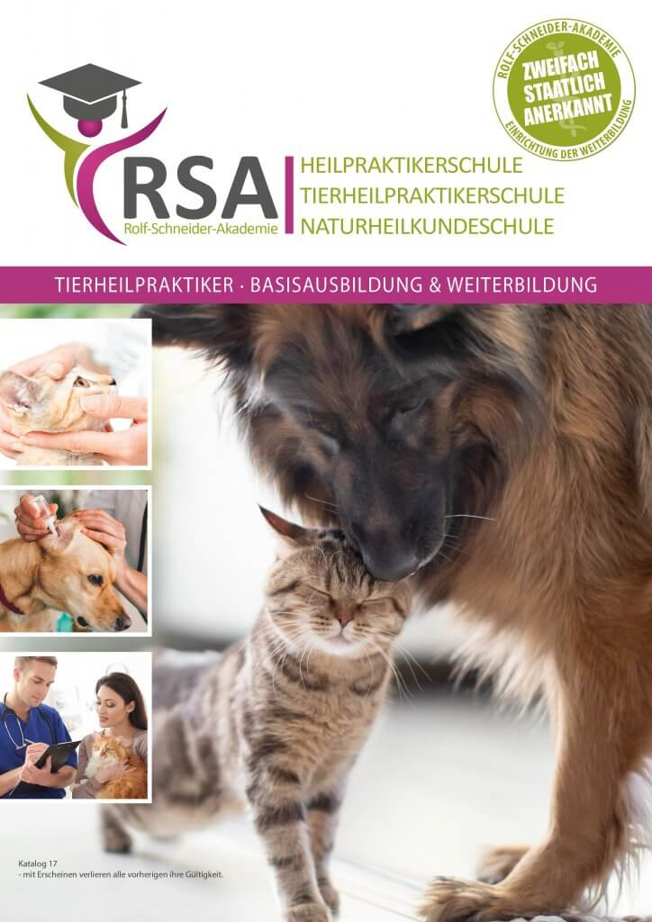 Tierheilpraktiker Präsenzausbildung