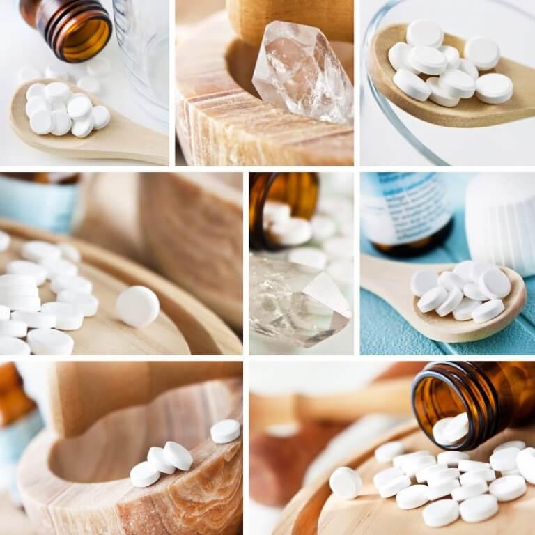Heilpraktiker-Ausbildung mit Schüssler-Salzen
