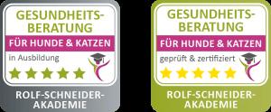 RSA Qualitätssiegel Gesundheitsberatung für Hunde und Katzen