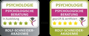 RSA Qualitätssiegel psychologische Beratung