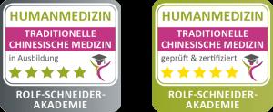 RSA Qualitätssiegel Traditionelle Chinesische Medizin