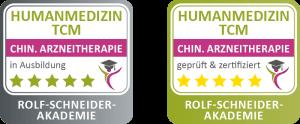 RSA Qualitätssiegel Chinesische Arzneitherapie