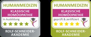 RSA Qualitätssiegel Klassische Homöopathie