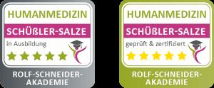 RSA Qualitätssiegel Schüßler-Salze