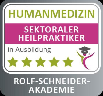 Gütesiegel der Rolf-Schneider-Akademie