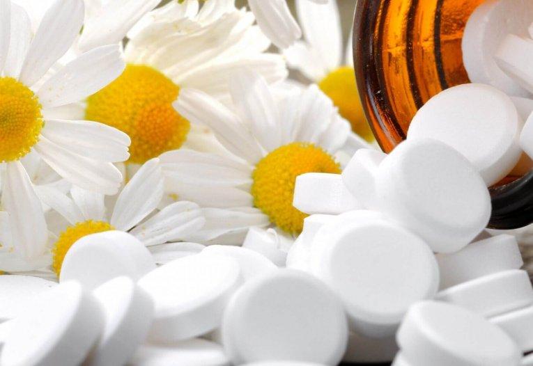 Therapieorientierte Anwendung der Schüssler-Salze