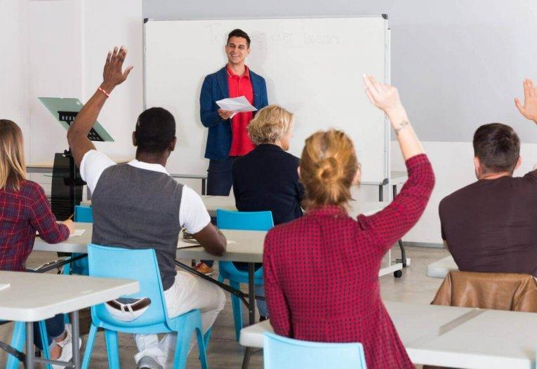 Lehrkompetenz/Dozent in der Erwachsenenbildung
