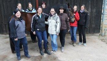 THP-Fernstudium Präsenzphase Pferd